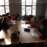 Historians meeting