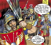 romans don comic